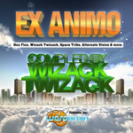 WIZACK TWIZACK/VARIOUS - Ex Animo (compiled by Wizack Twizack) (Front Cover)