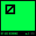 ACT SENSE/STUPP - Off Axis Recordings Vol 5 EP (Front Cover)