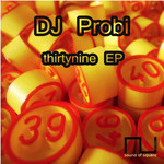 PROBI - Thirtynine (Front Cover)