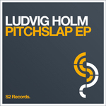 HOLM, Ludvig - Pitchslap EP (Front Cover)