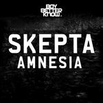 SKEPTA - Amnesia (Front Cover)