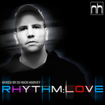 HARVEY, Nick/VARIOUS - Rhythm Love (unmixed tracks) (Front Cover)