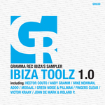 VARIOUS - Ibiza Toolz 1 0 (Front Cover)