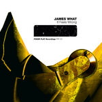 WHAT, James - It Feels Wrong (Front Cover)