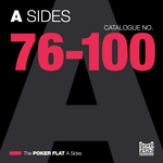VARIOUS - The Poker Flat A Sides: Chapter Four (The Best Of Catalogue 76-100) (Front Cover)