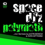 SPACE DJZ - Polymath (Front Cover)