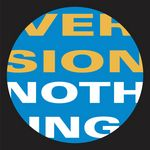 VERSION - Nothing (remixes) (Front Cover)