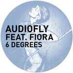 AUDIOFLY feat FIORA - 6 Degrees (Front Cover)