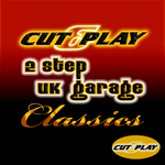 TJ CASES - Cut & Play 2 Step UK Garage Classics (Front Cover)