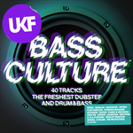VARIOUS - UKF: Bass Culture (Front Cover)