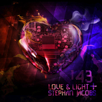 LOVE & LIGHT/STEPHAN JACOBS - 143 (Front Cover)