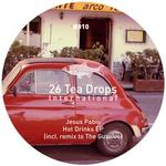 PABLO, Jesus /THE GUZALOS - Hot Drinks EP (Front Cover)
