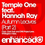 TEMPLE ONE feat HANNAH RAY - Autumn Leaves (Part Two) (Front Cover)