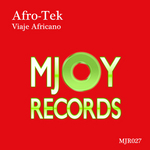 AFRO TEK - Viaje Africano (Front Cover)