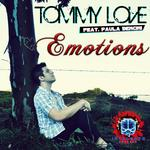 TOMMY LOVE feat PAULA BENCINE - Emotions 2 (Front Cover)