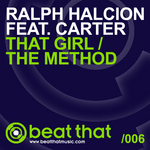 HALCION, Ralph feat CARTER - The Method (Front Cover)