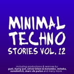 VARIOUS - Minimal Techno Stories Vol 12 (Front Cover)