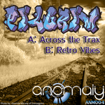 PILGRIM - Across The Trax EP (Front Cover)