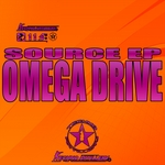 OMEGA DRIVE - Source EP (Front Cover)