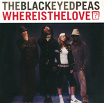 THE BLACK EYED PEAS - Where Is The Love? (Front Cover)