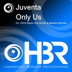 JUVENTA - Only Us (Front Cover)