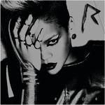 RIHANNA - Rated R (Front Cover)