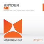 KRYDER - Me (Front Cover)