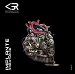 ROBOTMODE - Implante EP (Front Cover)
