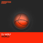 DJ WOLF - World (Front Cover)