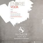 ENDRIE - Volta EP (Back Cover)