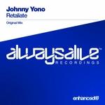 YONO, Johnny - Retaliate (Front Cover)