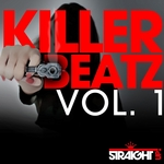VARIOUS - Killer Beatz Vol 1 (Front Cover)