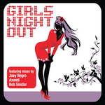 VARIOUS - Girls Night Out (Front Cover)