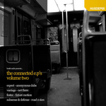 EXPECT/VANTAGE/FOSTEC/SUBSENSE & DEFENCE - The Connected EP Vol 2 (Front Cover)