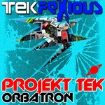 PROJEKT TEK - Orbatron (Front Cover)