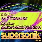 TECHNIKORE - Extraordinary (Front Cover)