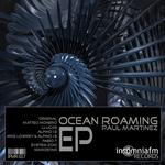MARTINEZ, Paul - Ocean Roaming (Front Cover)