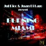 RICO, Jul/JUAN DI LAGO - Burning Miami (Front Cover)