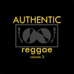 VARIOUS - Authentic Reggae Vol 3 (Front Cover)
