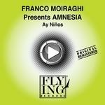MOIRAGHI, Franco presents AMNESIA - Ay Ninos (Front Cover)