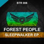 FOREST PEOPLE - Sleepwalker (Front Cover)