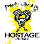 HOSTAGE - Party Animals Vol III (Front Cover)