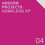 ABSORB PROJECTS - Homeless EP (Front Cover)