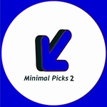 VARIOUS - Minimal Picks 2 (Front Cover)