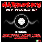 NARKOSKY - My World EP (Front Cover)