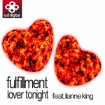 KING, Lianne - Lover Tonight (Front Cover)