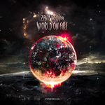ZANY & DV8 - World On Fire (Front Cover)