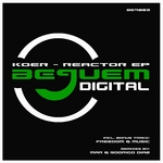 KOER - Reactor EP (Front Cover)