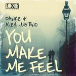 DANKE & ALEX JUSTINO - You Make Me Feel EP (Front Cover)