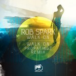 SPARX, Rob - Walk On (Front Cover)